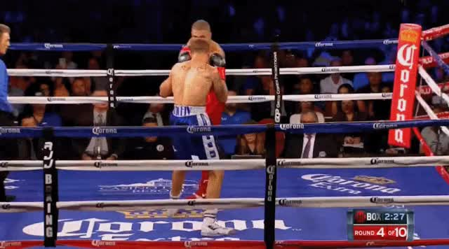 Watch [GIF] Decarlo Perez vs. Rob Brant KO (reddit) GIF by @rimbaud82 on Gfycat. Discover more sports GIFs on Gfycat