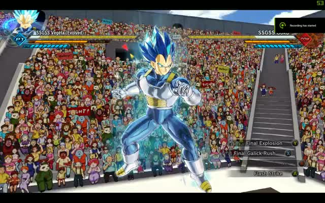 Watch and share Dragon Ball Xenoverse 2 2019.07.11 - 14.31.54.01 GIFs on Gfycat