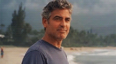 george clooney, Victor GIFs