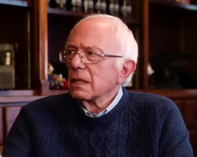 Watch and share Bernie Sanders GIFs by brokejoke on Gfycat