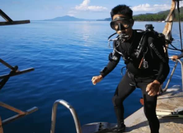 Dive, Jump, Scuba, Wk, Scuba jump wheee GIFs