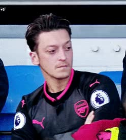 Watch and share Mesut Özil GIFs and Celebs GIFs on Gfycat