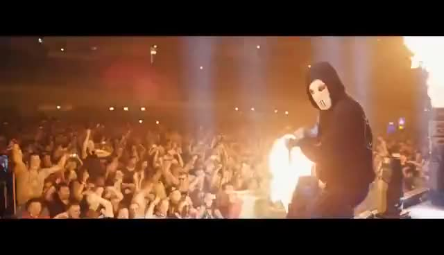 Watch and share Furyan & Angerfist - HOAX (Official Music Video) GIFs on Gfycat