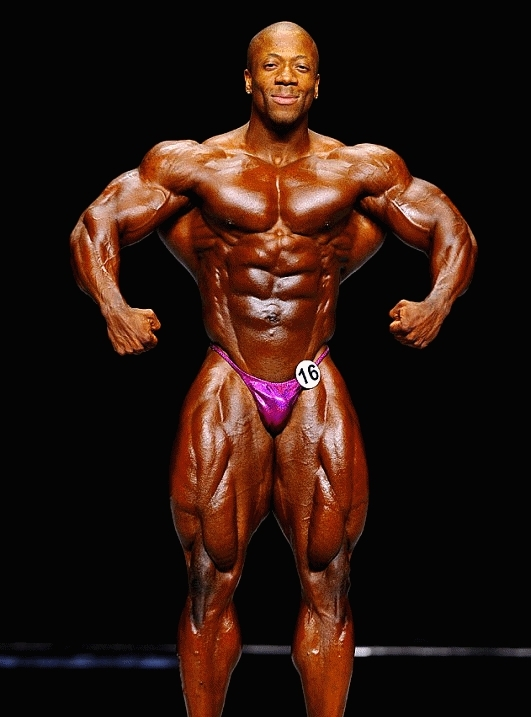 bodybuilding, Gif showing differences between Shawn Rhoden and Phil Heath (reddit) GIFs