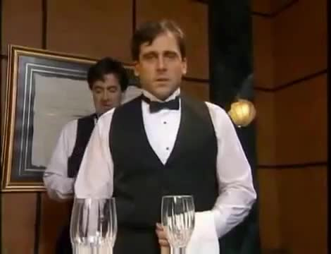 GIF Brewery, disgust, disgusted, disgusting, ew, fun, funny, snl, waiters, Funny SNL waiters GIFs