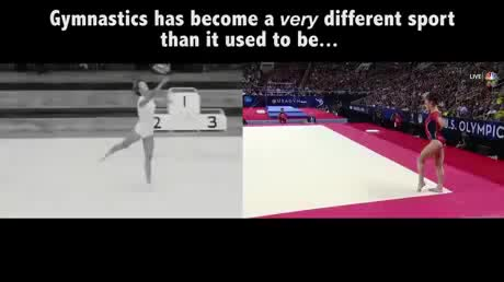 Watch The Olympics have changed 1950s-2016 GIF on Gfycat. Discover more 100m, 200m, Final, GYMNASTICS, athletics, conma2609, conmanet, medals, olympics, track, usa GIFs on Gfycat