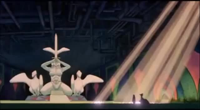 Watch Taarna. Heavy Metal 1981 GIF on Gfycat. Discover more 1981, All Tags, Cartoons, MOTU, animated, animation, cartoon, character, metal, power, taarna, zeichentrickfilm GIFs on Gfycat