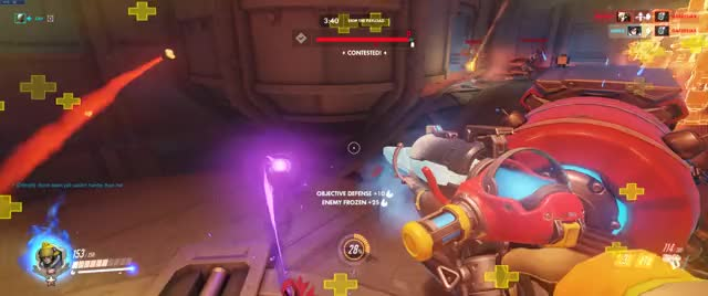 Watch Overwatch DVR 5m Test UHQ GIF by owl (@owl.eyed) on Gfycat. Discover more related GIFs on Gfycat