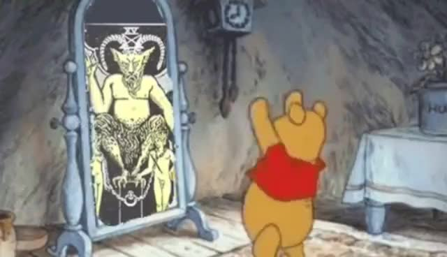 WINNIE THE POOH CONSPIRACY THEORY GIFs