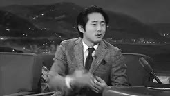 Watch and share The Walking Dead GIFs and Steven Yeun GIFs on Gfycat