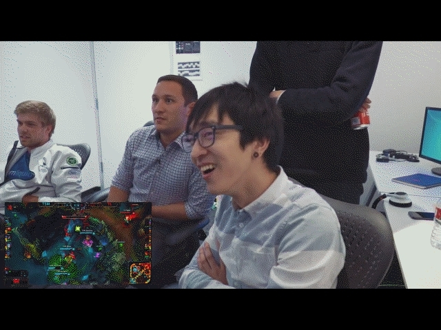 TeamSolomid, teamsolomid, MRW Piglet steals the baron GIFs
