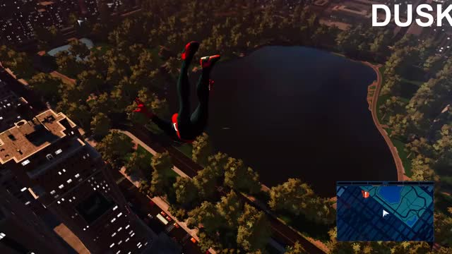 Watch Closest PC will get to Spider-Man PS4 (part 2) GIF by @xcaliburknight on Gfycat. Discover more 2, Amazing, PC, Spider-Man, dusk, mod, mods, ps4, reshade GIFs on Gfycat