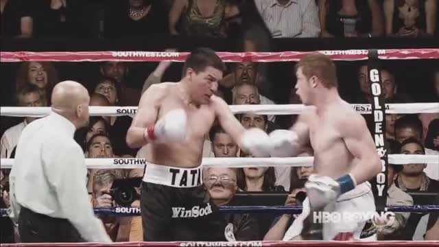 "Watch Saul ""Canelo"" Alvarez GIF on Gfycat. Discover more Action Baztard, Sports, boxing GIFs on Gfycat"
