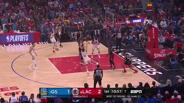 Watch this clippers GIF by @dkurtenbach on Gfycat. Discover more basketball, clippers, golden state warriors, los angeles clippers, nba, warriors GIFs on Gfycat