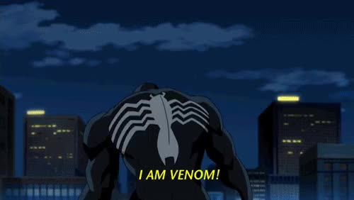 Watch and share Eddie Brock GIFs and Superheroes GIFs on Gfycat