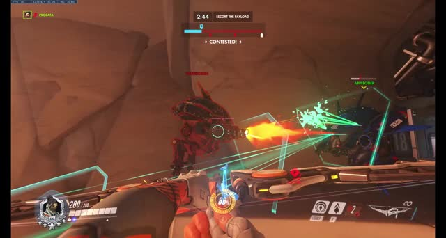 Watch and share Overwatch GIFs and Hanzo GIFs by kindlyadjust on Gfycat