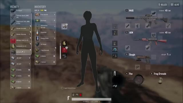 Watch and share Pubg GIFs by RowdyMouse on Gfycat