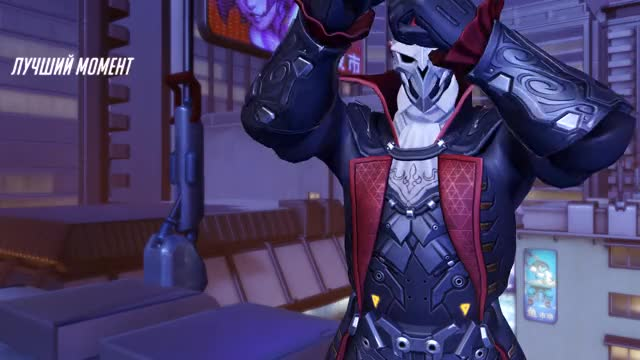 Watch and share Overwatch GIFs and Reaper GIFs by jjackdaws on Gfycat