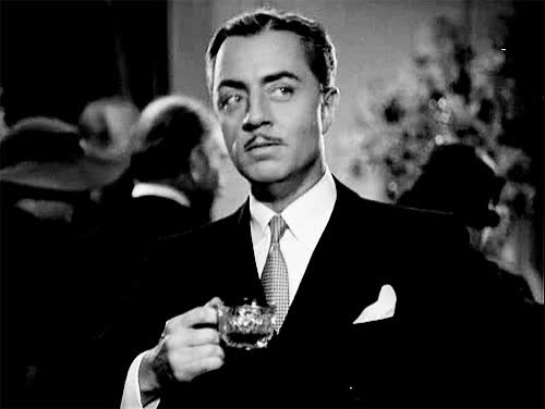 Watch and share William Powell GIFs on Gfycat
