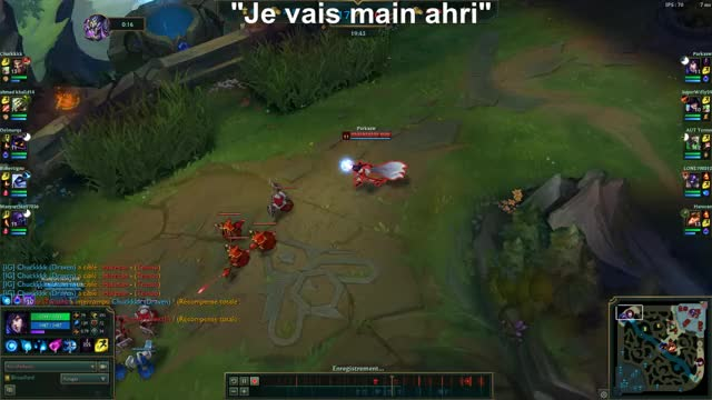 Watch Ahri Potter GIF on Gfycat. Discover more leagueoflegends GIFs on Gfycat