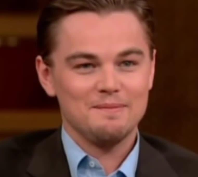 Leonardo Dicaprio, Thumbs up, Wink, Leonardo DiCaprio Wink GIFs