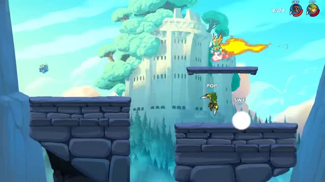 Watch and share Brawlhalla GIFs by King_Hexagon on Gfycat
