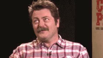 Watch this happy GIF by Reaction GIFs (@sypher0115) on Gfycat. Discover more Nick Offerman, happy, joy, laughing, lol, smile GIFs on Gfycat