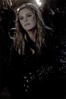 Watch and share Clarke Griffin GIFs and The100edit GIFs on Gfycat