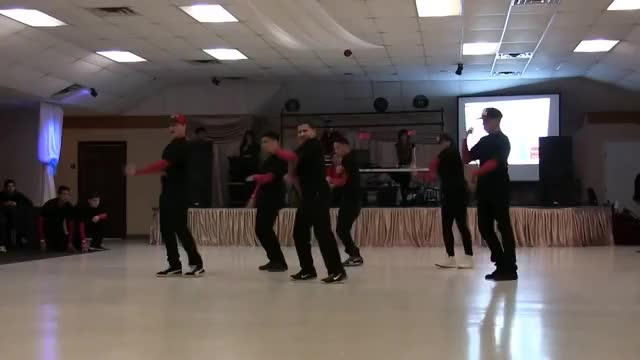 Watch Correlation 3rd Place | Valentine Bash Dance Crew Competition | #deleganzevalentinebash (reddit) GIF on Gfycat. Discover more related GIFs on Gfycat