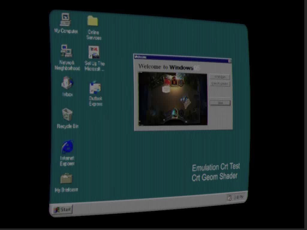Unity 3 D Crt Geom Emulation Shader