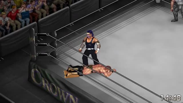 Fire Pro Per View [Crown Jewel] - Jeff Hardy vs The Miz