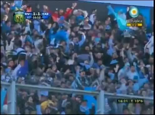 Watch and share River Empató Con Belgrano Y Descendió A La B Nacional GIFs on Gfycat
