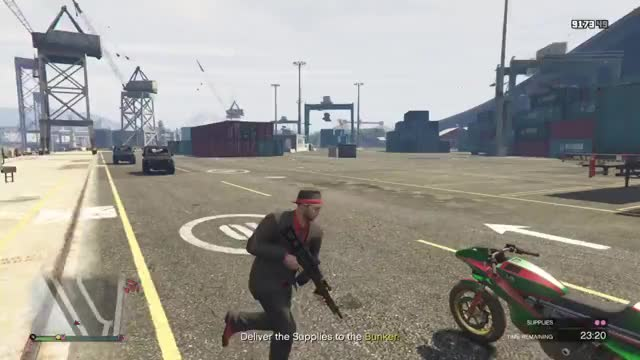 Watch Lazy hitboxes GIF on Gfycat. Discover more PS4share, Grand Theft Auto V, PlayStation 4, Sony Interactive Entertainment GIFs on Gfycat