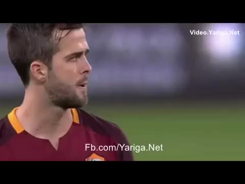 Watch and share Antonio Rudiger GIFs and As Roma GIFs by improb on Gfycat