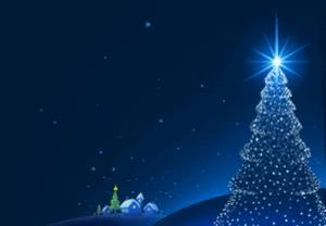 Imagen animada Arbol de navidad 131