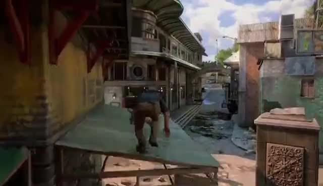 Uncharted 4.1 GIFs