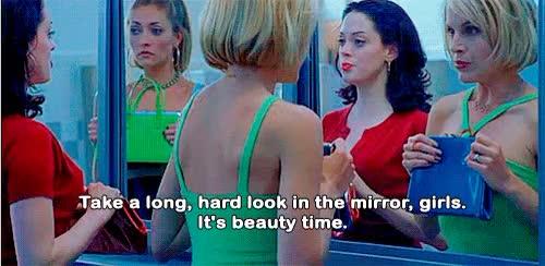 Watch Jawbreaker (1999) GIF on Gfycat. Discover more 1990s, 1999, 90s, film, gif, jawbreaker, movie, subtitles GIFs on Gfycat