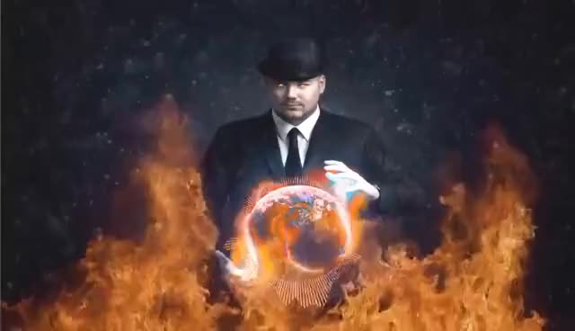Watch and share Dr. Peacock - Trip To Hell Ft. Nosferatu GIFs on Gfycat