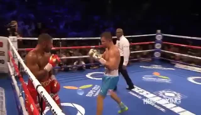 Watch Gennady Golovkin vs. Kell Brook: WCB Highlights (HBO Boxing) GIF on Gfycat. Discover more related GIFs on Gfycat