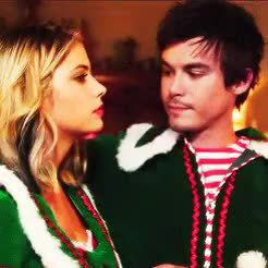Watch and share Hanna X Caleb GIFs and Pll Spoilers GIFs on Gfycat