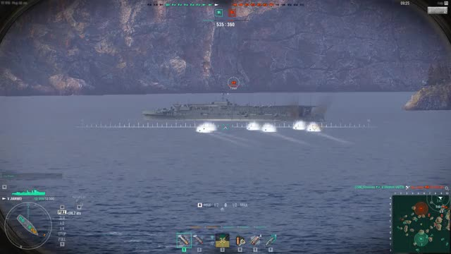Watch and share World Of Warships 2020.05.08 - 13.28.50.06.DVR GIFs on Gfycat