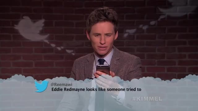 Watch and share Eddie Redmayne GIFs by Reactions on Gfycat