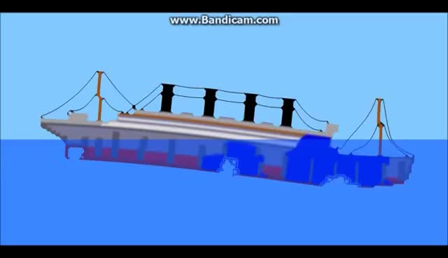 Watch and share Sinking Simulator: Custom Lusitania GIFs on Gfycat
