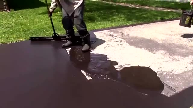 Watch Driveway Sealing GIF on Gfycat. Discover more related GIFs on Gfycat