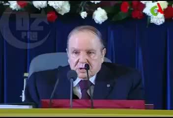 Watch and share Abdelaziz Bouteflika 2016 , Un Président Mort-vivant !! GIFs on Gfycat