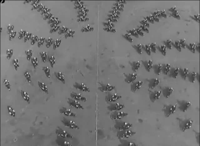 Watch 1950s Italian Police Motorcycle Drill Team GIF on Gfycat. Discover more oddlysatisfying GIFs on Gfycat
