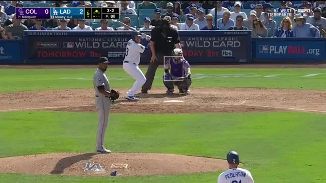 Watch Muncy Marquez GIF on Gfycat. Discover more Colorado Rockies, baseball GIFs on Gfycat