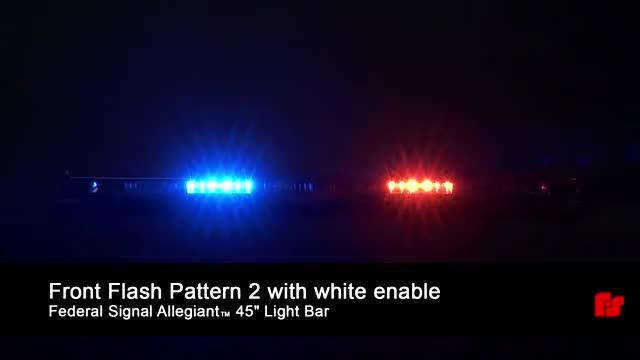 Watch Federal Signal Allegiant Flash Patterns for Police GIF by @yaboiog on Gfycat. Discover more Autos & Vehicles, Federal Signal GIFs on Gfycat