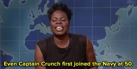 Watch and share Leslie Jones GIFs on Gfycat