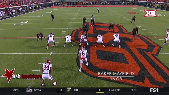 Watch and share Baker Mayfield GIFs and Nfl Draft GIFs by markbullock on Gfycat